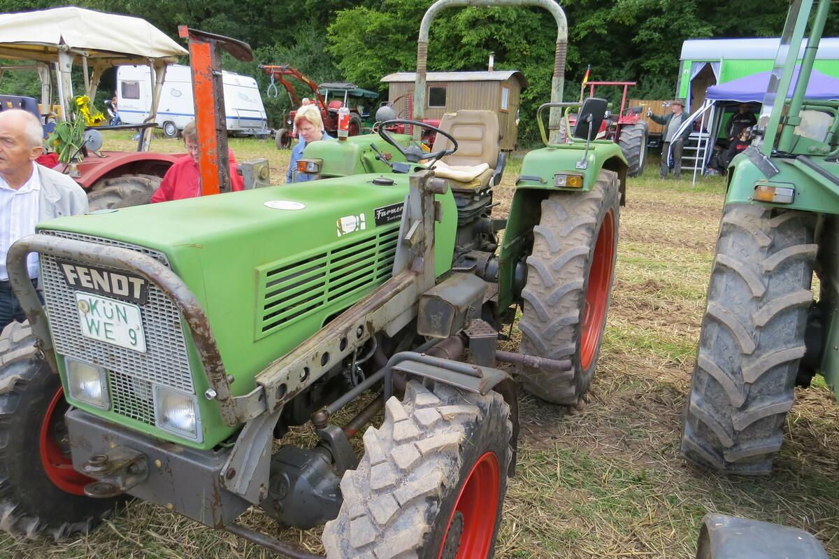 Waldenburg 2014, Farmer 2SA