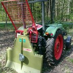 Fix2 mit Holzknecht Seilwinde HS145