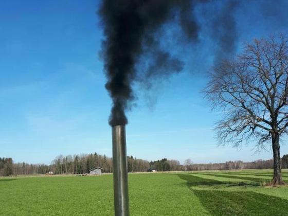Wo Rauch ist, ist auch Feuer