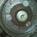 Undichte Simmerringe am Getriebegehäuse