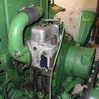 Neuer Zylinder Fendt F12GT