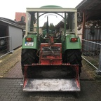 Fendt Farmer 105 SA mit Maxwald A501S