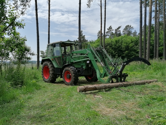 Fendt Farmer 304LSA