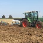 Favorit bei der Bodenbearbeitung