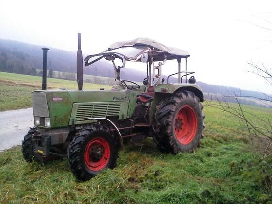 Farmer 4 S Allrad von 1968