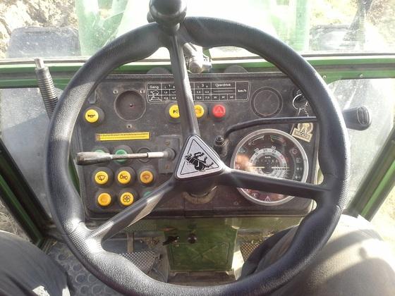 Mein 306er mit neuem Lenkrad