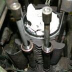 Der Rest vom Motor