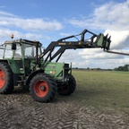 Fendt Favorit 611LS
