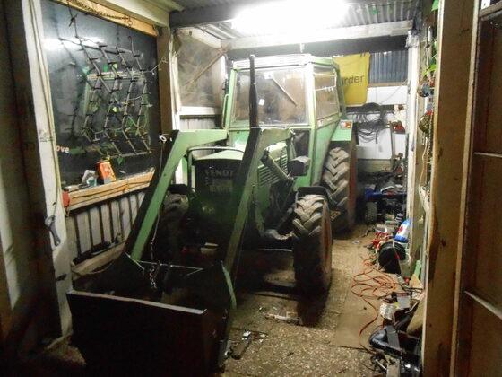 Farmer 103 sa Kabinenumbau