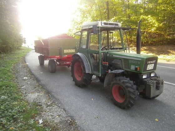 Fendt Farmer 260V