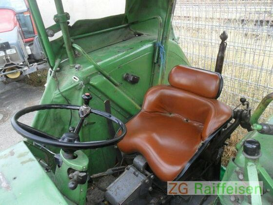 Fendt Farmer 3S Baujahr 1972