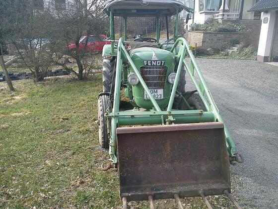 Fendt Farmer 2 2 D