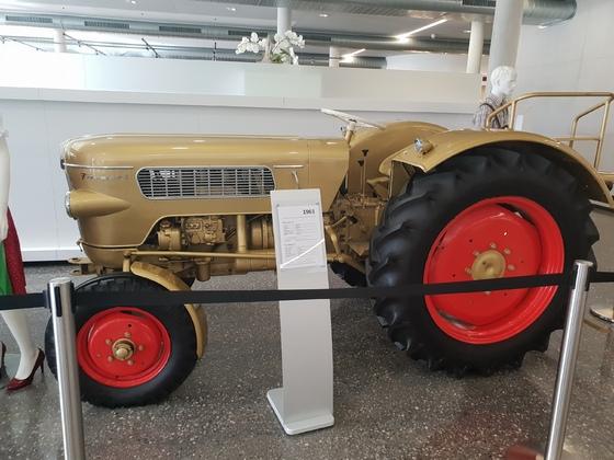 Fendt Farmer 2 GOLD Gestell Nummer