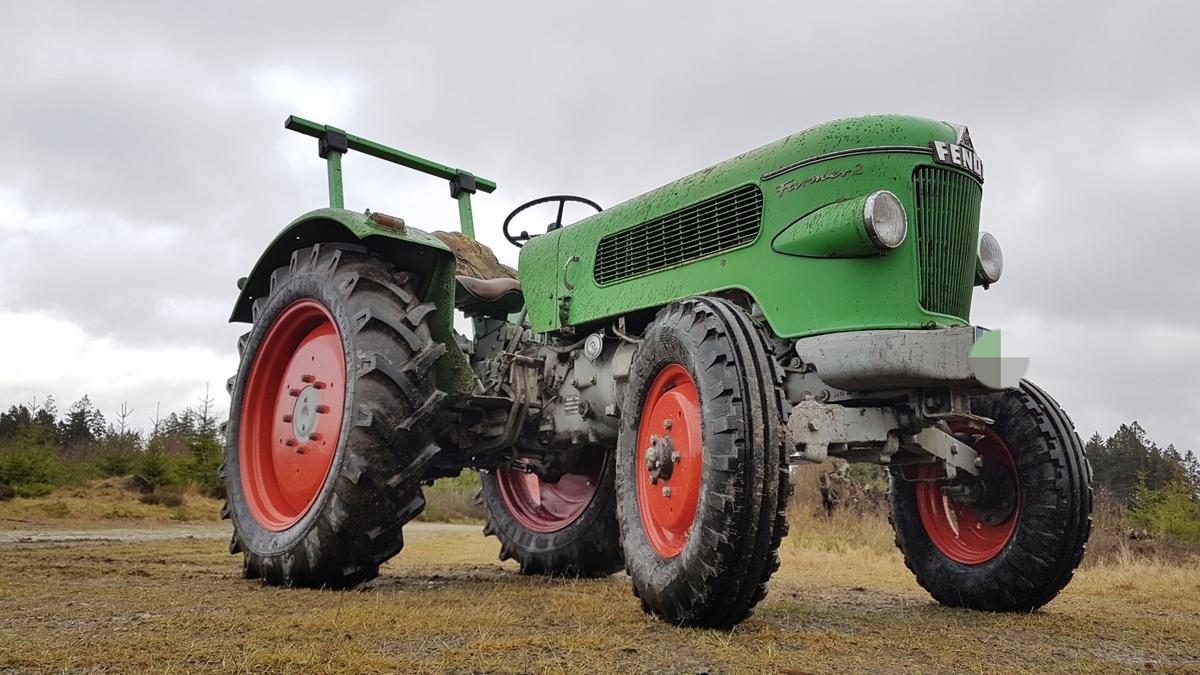Fendt Farmer 2