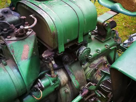 Fendt Dieselross F12 HL 1956