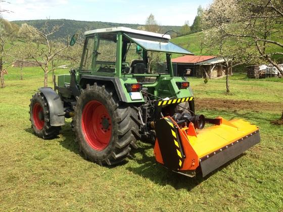 Fendt Farmer 308 LSA - Mit dem Willibald sm220