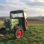 Fendt Farmer 2 auf kleinen Ausflug