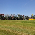 Geballte Fendt Power