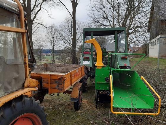 """GT250 und GT231 bei der """"Gartenarbeit"""""""