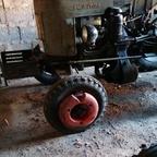 Fendt dieselross F17L radgewichte