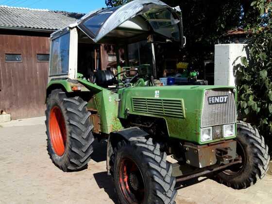 New Fendt Farmer 103sa