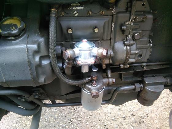 Kraftstofförderpumpe neu