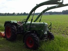 Farmer 3 S A mit Mulcher