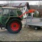 Test HL 400 am Farmer 305