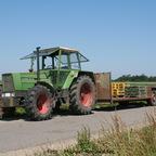 Kohlpflanzen Transport  mit 615 SL