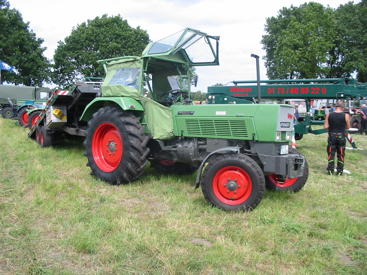 Fendt Favorit 10 S  Bj 1971