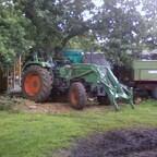 Unser Fendt Farmer 105 SA