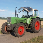 Fendt Favorit 611s