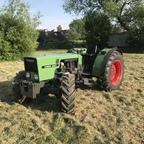 Fendt Farmer 204 P nach der restauration