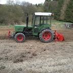 200V mit Bodenfräse