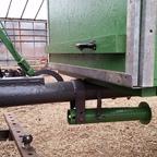 Holzwagen Stützfuss