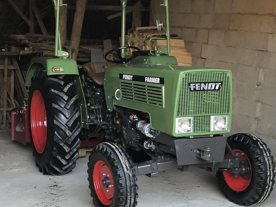 Unser Neuer Fendt 102 S (FL 135)