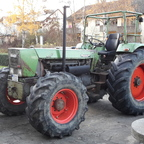 Fendt Favorit 612s