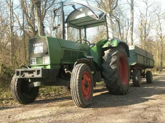 Farmer im Einsatz