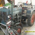 Hanomag R16 mit Original Hanomag-Seilwinde Bj. 1956