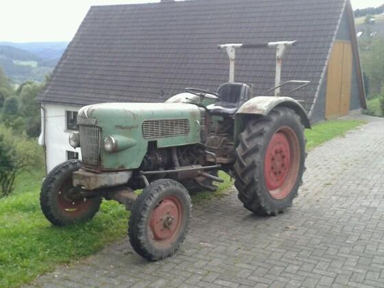 Farmer 2 im Urzustand