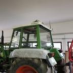 Neues Dach für unseren Fendt Farmer 309LSA