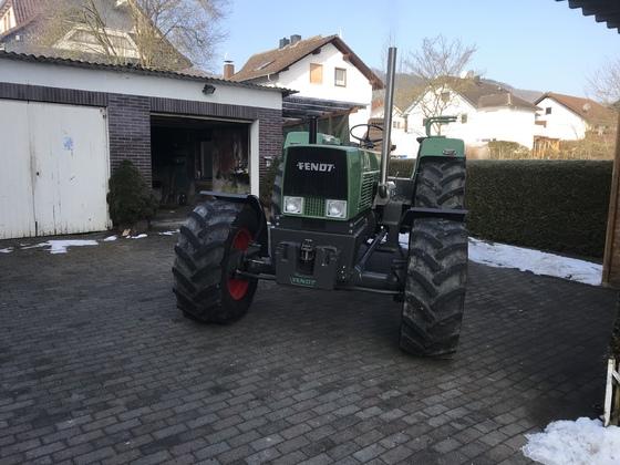 Fendt 610 S