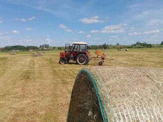 meine Traktoren im Einsatz