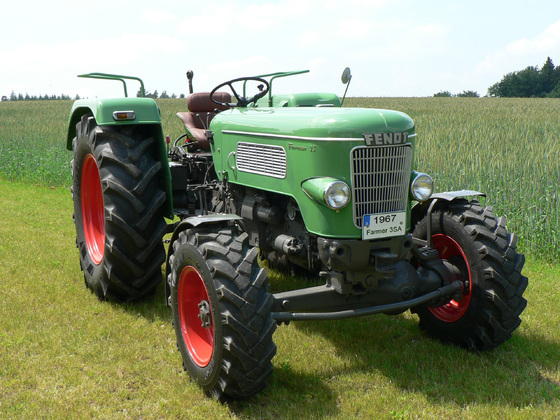 Fendt Farmer 3 SA, Bj. 1967