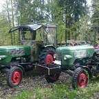 Fix2 und Farmer1Z bei der Arbeit