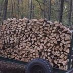 Holztransportwagen Marke Selbstbau 3Ster