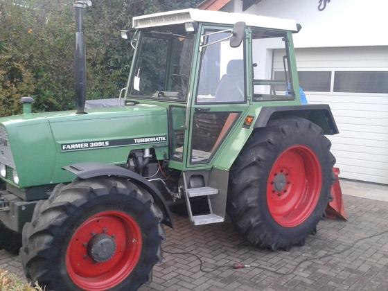 Farmer 309 LS - Bereit für den TÜV