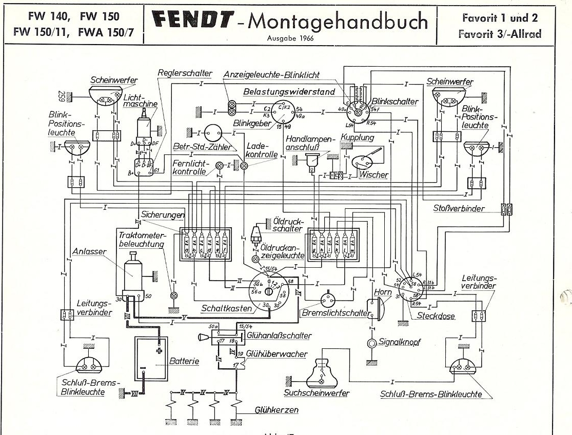 Großzügig Traktor Schaltpläne Zeitgenössisch - Der Schaltplan ...
