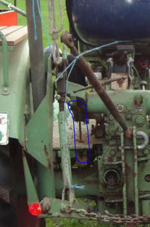 Beliebt Bevorzugt Aufbau Hydraulik 80.3 (F15 - F24) - FENDT Dieselroß - Fendt #JJ_47