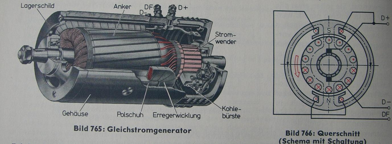 Schaltplan Lichtmaschine - FENDT Dieselroß - Fendt Oldtimer Forum